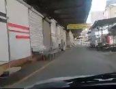 اغلاق المحلات وخلو شوارع إقليم كردستان خوفا من عدوى كورونا.. فيديو