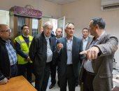 """رئيس """"اقتصادية قناة السويس"""": متابعة دورية لسير العمل بالإفراج الجمركى فى بورسعيد"""