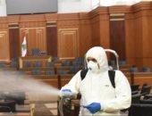 """""""كورونا"""" يفرض إجراءات وقائية على مجلس النواب اللبنانى"""