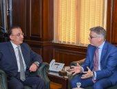 صور.. محافظ الإسكندرية يستقبل سفير كندا لدى مصر لبحث تعزيز التعاون