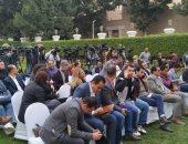 46 مراسلا أجنبيا يشاركون بمؤتمر إعلان نتائج تحاليل كورونا لسائحى الأقصر وأسوان