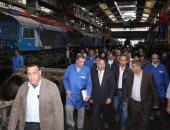وزير النقل: تعاقدنا على شراء 260 جرار جديد للسكة الحديد وإصلاح 172