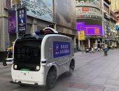 فيروس كورونا يساهم فى ازدهار شركات روبوتات التوصيل بدون سائق