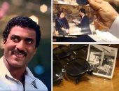 كاميرا اليوم السابع ترصد مقتنيات أحمد زكى قبل افتتاح متحف الإمبراطور.. فيديو
