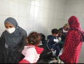 الكشف على 769 مريضا بقافلة طبية لقرية المنيرة بالقناطر الخيرية.. صور