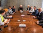"""يحيى زكى: تسليم شركة """"شرق بور سعيد للتنمية"""" 4 كم بعد تحسين التربة يونيو المقبل"""