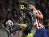 ليفربول ضد أتلتيكو مدريد.. محمد صلاح التهديد الأكبر للحارس أوبلاك