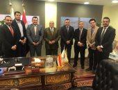 تنسيقية شباب الأحزاب والسياسيين تلتقى رئيس الهيئة الوطنية للانتخابات