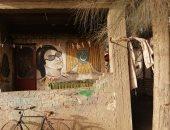 صور.. منزل أم كلثوم فى نشأتها الأولى بالدقهلية.. والأهالى يطالبون بتحويله لمتحف