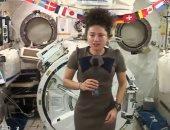 هكذا احتفلت الرائدة جيسيكا مائير باليوم العالمى للمرأة فى الفضاء