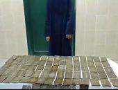 تجديد حبس 3 متهمين بحيازة 13 كيلو حشيش بمدينة بدر 15 يوماً