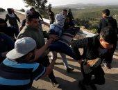 اندلاع مواجهات بين الفلسطينيين والقوات الإسرائيلية