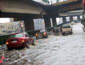 الأرصاد تحذر: موجة الطقس السيئ تمتد للقاهرة الكبرى بأمطار رعدية
