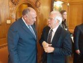رسالتان من السيسى لرئيس المجلس الأوروبي والمفوضية الأوروبية بشأن سد النهضة