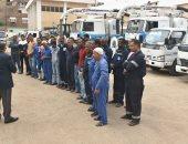 رئيس مياه الأقصر: نشر 42 سيارة معدة ومجهزة لأعمال شفط المياه