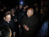 وزير النقل يتجه لموقع تصادم قطارى محطة مصر ويشكل لجنة فينة للتحقيق بالحادث