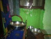 قارئة تشارك بصورة لغرق منزلها بالسكاكين فى الإسماعيلية