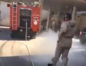 إصابة ربة منزل بحروق بنسبة 90% أثناء إخماد حريق بمنزل والدها فى سوهاج