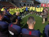برشلونة يعرض 9 لاعبين على أندية البريميرليج أبرزهم جريزمان وكوتينيو