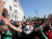 """تواصل الاحتجاجات فى الجزائر رغم تحذيرات من تفشى """"كورونا"""""""