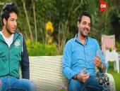 عمرو محمود ياسين: مثلت فى ميراث الغضب وأنا عندى 6 سنين.. فيديو