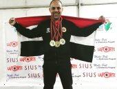 عبد العزيز محيلبة يحسم مقعد التأهل إلى أولمبياد طوكيو فى أطباق الحفرة