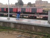 النقل: انتظام الحركة بالسكك الحديدية والمترو وإغلاق موانئ البحر الأحمر