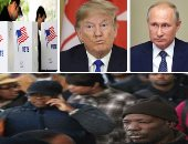الرئيس الأمريكى دونالد ترامب سيبحث مع بوتين أسعار النفط