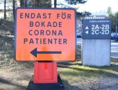 السويد تسجل ثانى حالة وفاة بفيروس كورونا وارتفاع عدد المصابين إلى 909 حالات