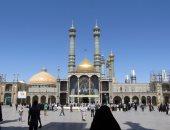 التلفزيون الإيرانى: إغلاق ضريح ومسجد بمدينة قم لاحتواء تفشى كورونا