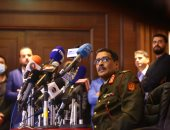 صور.. المسمارى: نرفض التواجد التركى على الأراضى الليبية