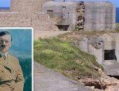 صور..مخبأ هتلر السرى أيام الحرب العالمية الثانية بإنجلترا
