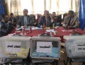صور .. إقبال للمحامين على إختيار نقيبهم داخل مركز الانتخابات بأسيوط وسوهاج