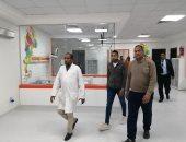 """صور.. رئيس مدينة الطود يتابع أعمال التوعية وبدء الخطة الشاملة لمكافحة إنتشار """"فيروس كورونا"""""""