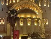 السياحة والآثار تنير كنيسة البازيليك استعدادا لافتتاح قصر البارون إمبان