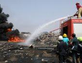 مصرع 15 شخصا وتدمير 50 منزلا فى انفجار خط أنابيب نفط بنيجيريا