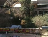سكان شارع عين شمس يطالبون بكسح مياه الأمطار