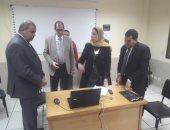 جامعة الأزهر تفعل نظام التعليم عن بعد بكليات الجامعة وتطبق نظام الفصول الافتراضية