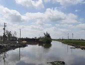أهالى بحر البقر يواصلون استغاثتهم: منسوب المياه يزداد بسبب انهيار الجسر