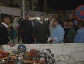 محافظ البحر الأحمر يقود حملة ليلية مكبرة على المقاهى لمواجهة كورونا.. صور
