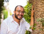 """حسام داغر يشارك في حملة """"اليوم السابع"""" ويقدم روشتة كيف تقضي فترة الحجر المنزلي"""