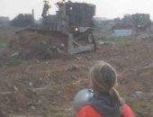 ضحت بروحها.. راشيل كورى الأمريكية التى وقف أمام جرفة إسرائيلية من أجل فلسطين