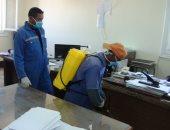 رئيس جامعة جنوب الوادى: عمليات تعقيم موسعة لمواجهة فيروس كورونا