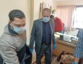 وزير العدل ينهى ندب رئيس محكمة شبين الكوم لمخالفته إجراءات الوقاية من كورونا