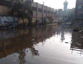 تلف أعمدة الإنارة وتراكم مياه الأمطار أبرز معاناة سكان مركز البدرشين بالجيزة