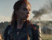 شاهد.. أحدث صور لـ فيلم Black Widow بعد تأجيل طرحه بسبب كورونا
