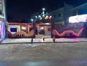 موسيقى على جسر الوادى.. مشروع ترفيهى لأسر وشباب العريش برعاية تنمية المشروعات (صور)