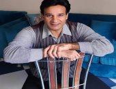 """حسن فؤاد يعيد للأذهان رائعة """"أرابيسك"""" مع """"صاحبة السعادة"""" ويعلق: ربنا رضانى"""