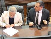 صور.. فوز 73 شخصًا فى قرعة الحج بشمال سيناء