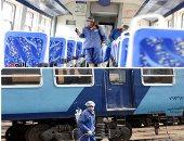السكة الحديد تبدأ اختبار العربة الروسية الجديدة بدون ركاب.. اليوم